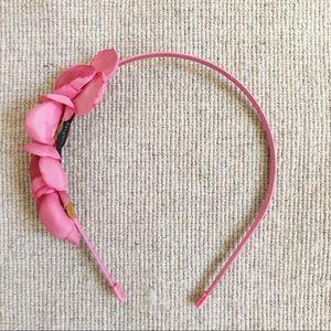 TASHA - floral skinny headband